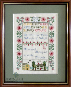 Needlework Framing